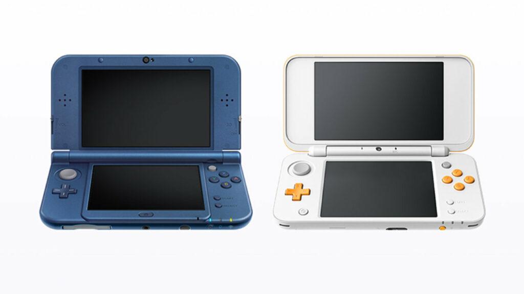 ニンテンドー3DS、全種類の生産が終了。2DSも含めて市場在庫分のみに