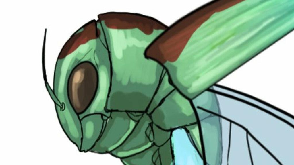 モンスターハンターライズ、翔蟲のデザインが詳しく分かるコンセプトアート
