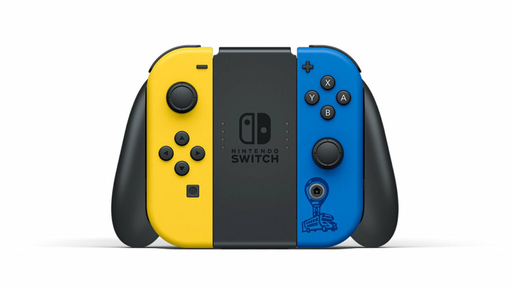 Nintendo Switch:フォートナイトSpecialセット、特典付きで登場