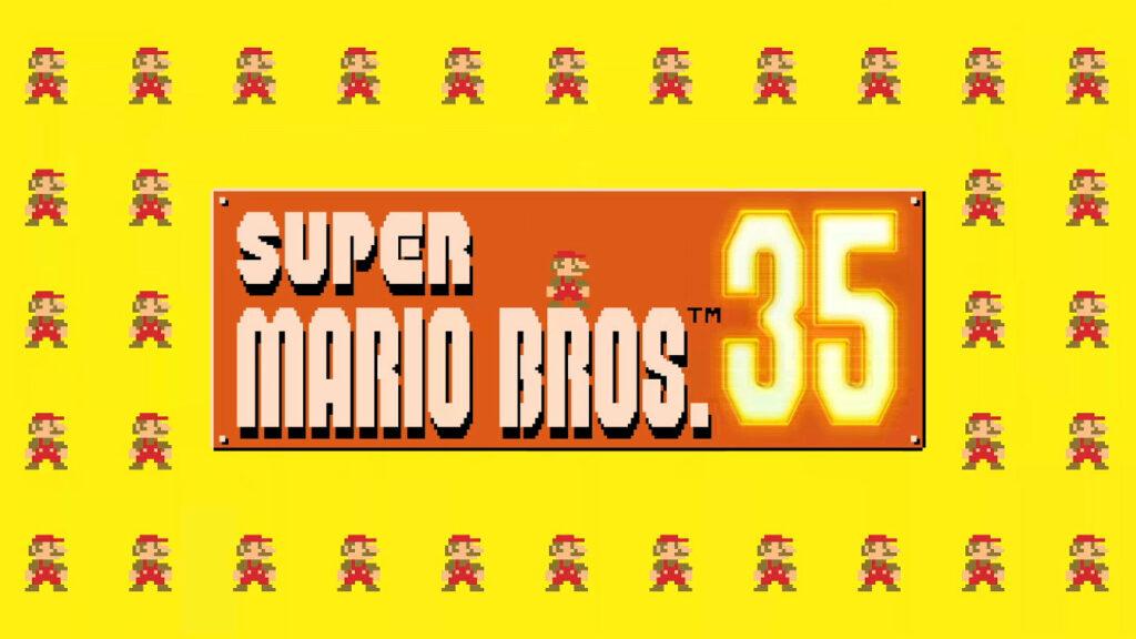 スーパーマリオ35の配信が開始。ルールは簡単、バトルなしでも遊べる
