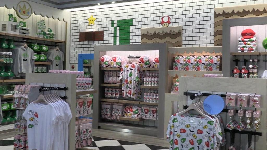 USJのマリオカフェとマリオストア、店内の様子が公開される