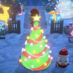 あつまれ どうぶつの森、収納数の拡張やクリスマスイベント追加などのアプデ