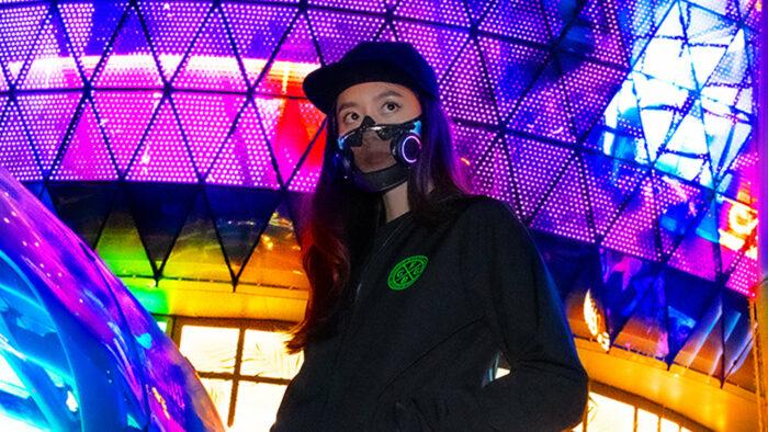 ゲーミングマスク、Razerが発表。1680万色に対応した光る機能付き