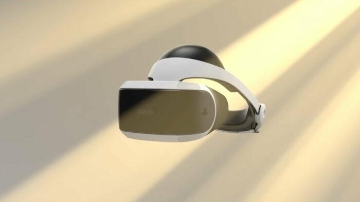 PSVR、PS5向けの次世代機の開発が公式発表される。発売日は2022年以降に