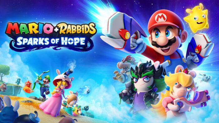 マリオ+ラビッツ SPARKS OF HOPE、正式発表。ガチリーカーは今年も健在