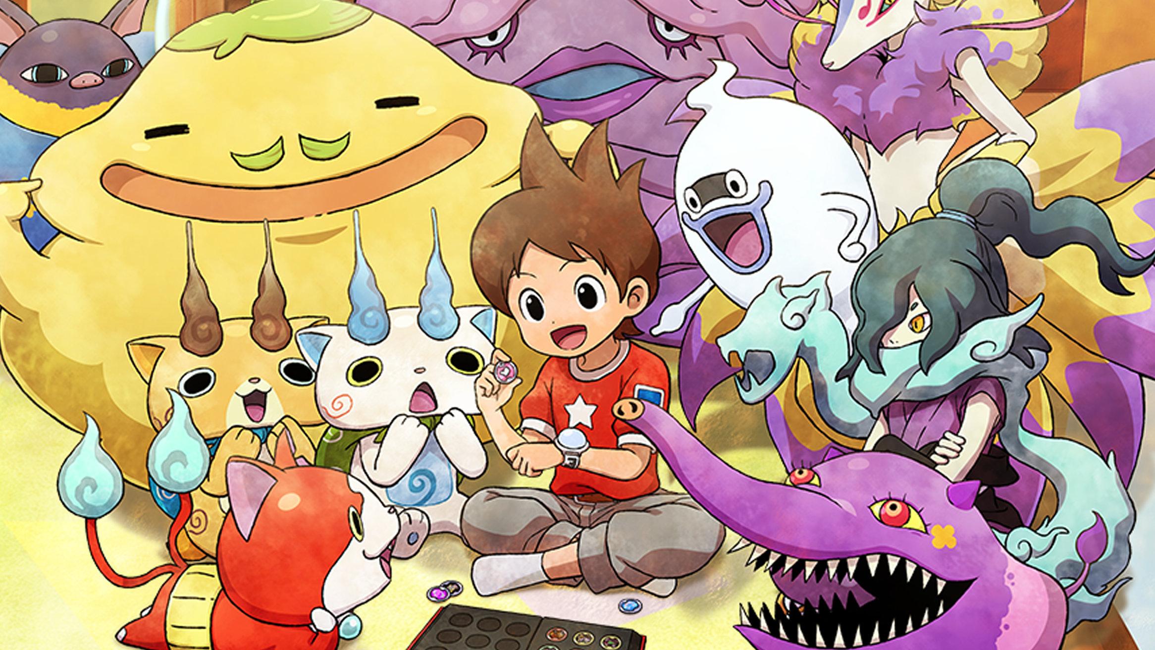 妖怪ウォッチ、8周年記念番組でゲームに関する重大発表