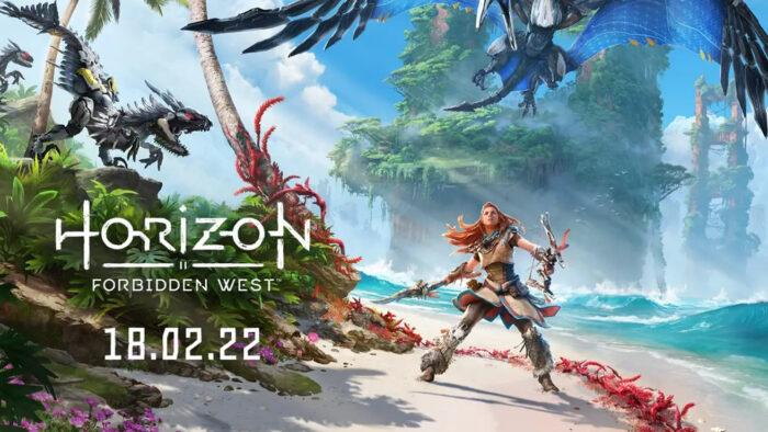 Horizon Forbidden West、2022年2月18日発売。またゼルダBOTWと同じ年に