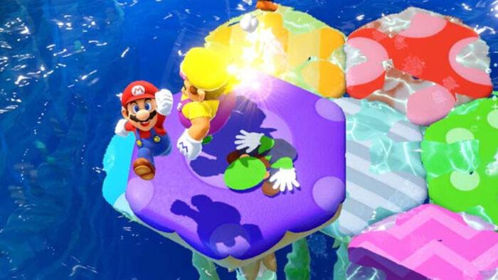 マリオパーティ スーパースターズ、いろいろキノコがバリアフリーに生まれ変わる
