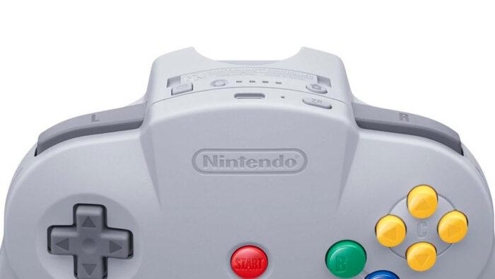 ニンテンドースイッチ用のニンテンドウ64コントローラーはボタンが増えていると話題に